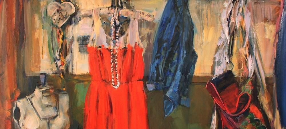 Artist: Amanda Hill – Painting