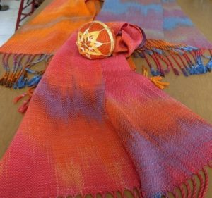 Artists: Dini Page, Mayah Sevink and Pat Neal – Weaving