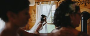 Bride Feature: Anica Alcide-Drake