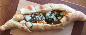 Pide: A South Pond Variation on a Turkish Theme